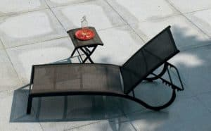 Alu Sling Derby Sun Lounger - Patio Loungers For Sale Dublin Ireland