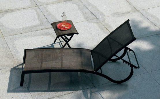 Alu Sling Derby Sun Lounger - Patio Loungers For Sale Dublin Ireland