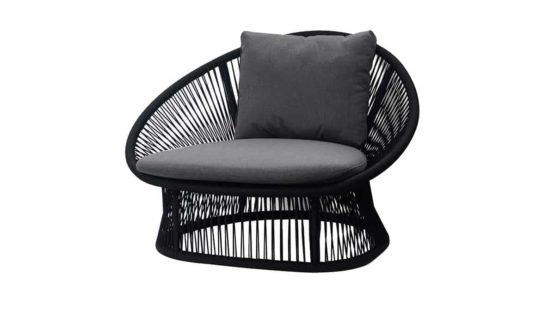 Spade Rope Chair - Garden Furniture For Sale Dublin Ireland