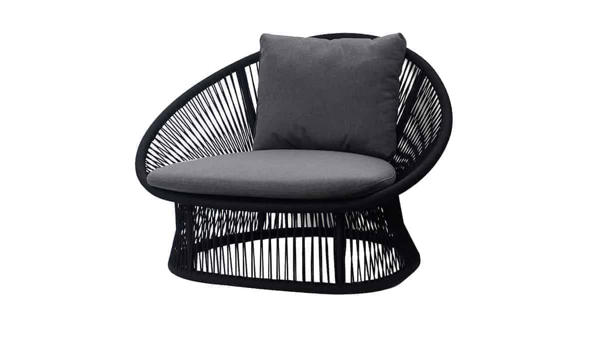 Spade Rope Chair - Garden Furniture For Sale Dublin Ireland
