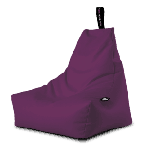Extreme Lounging Outdoor Bean bag Berry Purple