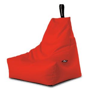 Extreme Lounging Outdoor Bean bag Red