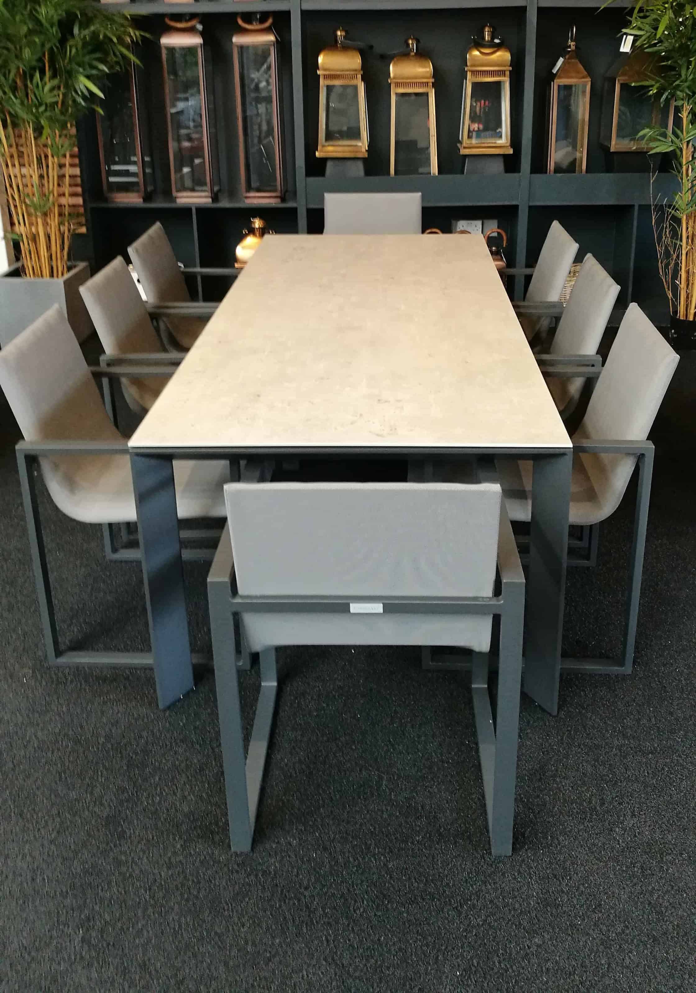 Fermo 8 Seat Dining Table4