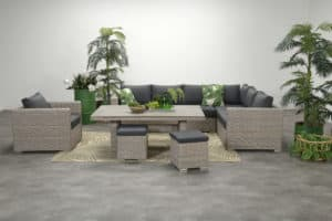 Valencia Lounge Set + FREE DELIVERY