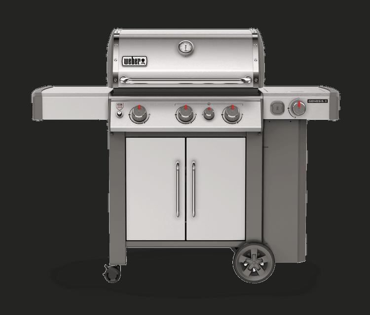 Weber Genesis II Gas Barbecues For Sale Dublin Ireland