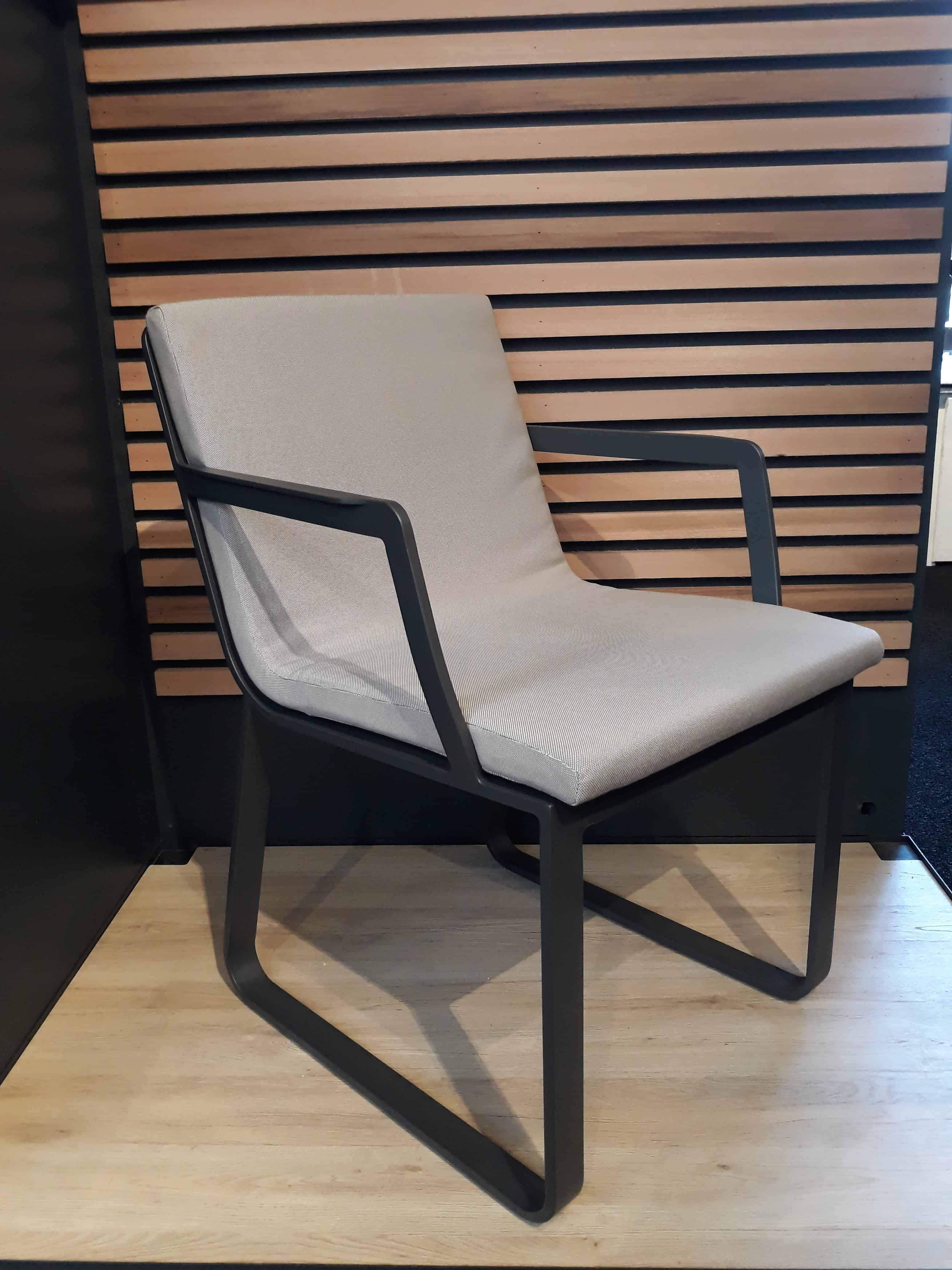 Fano 6 seater charcoal chair outdoor furniture for sale dublin ireland
