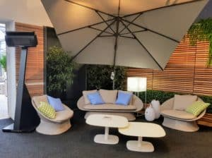 Spade Alu Sling Set - Outdoor Furniture For Sale Dublin Ireland
