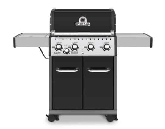 Broil King Baron 440 - Barbecues For Sale Dublin Ireland