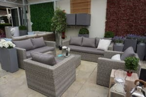 Roma Set - Rattan Furniture For Sale Dublin Ireland