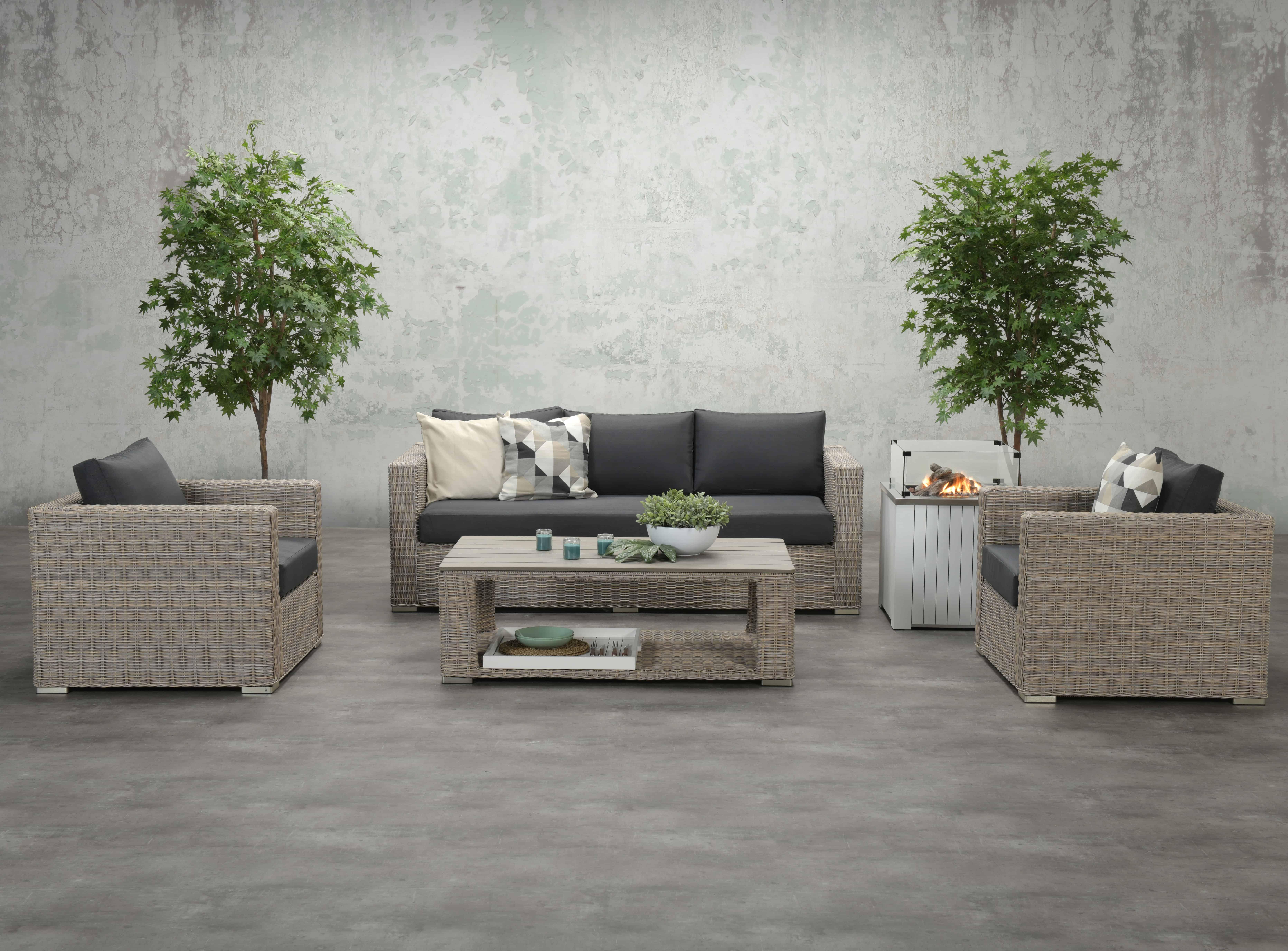 Valencia 3 Seater - Outdoor Furniture For Sale Dublin Ireland