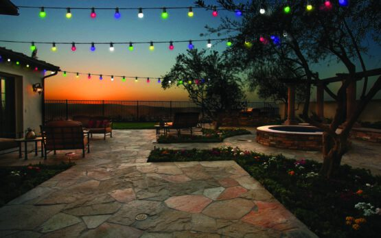 Festoon Garden - Festoon Lights - Garden Lights For Sale Dublin