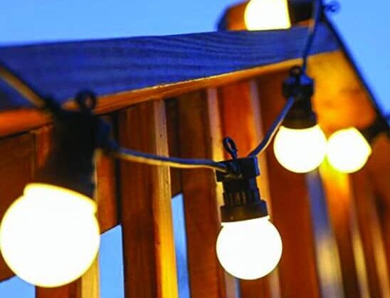 Festoon Lights - Garden Lights For Sale Dublin