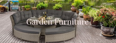 Garden Furniture banner
