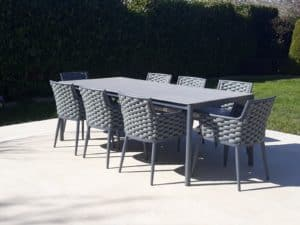 Leon Dining Set - Outdoor Furniture For Sale Dublin Ireland