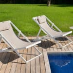 Xanthus deck chair - Outdoor Furniture For Sale Dublin Ireland