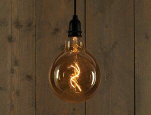B.O.T. LED Retro Bulb 15x20cm