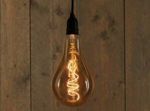 B.O.T. LED Retro Bulb 13x20cm
