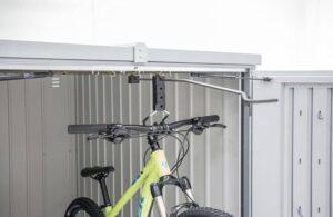 Biohort Bicycle Rail for MiniGarage