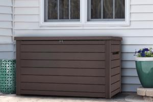Ontario Garden Storage Box