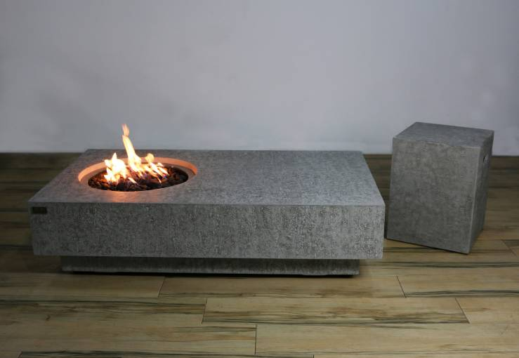 Athens Outdoor Gas Fire - Outdoor Gas Fires For Sale Dublin