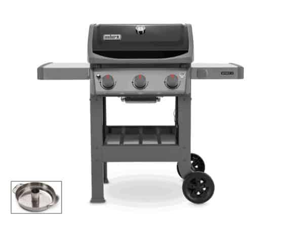 Weber Spirit Gas Barbecues For Sale Dublin Ireland