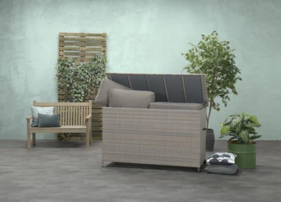 York Cushion Box - Garden Cushion Boxes For Sale Dublin Ireland