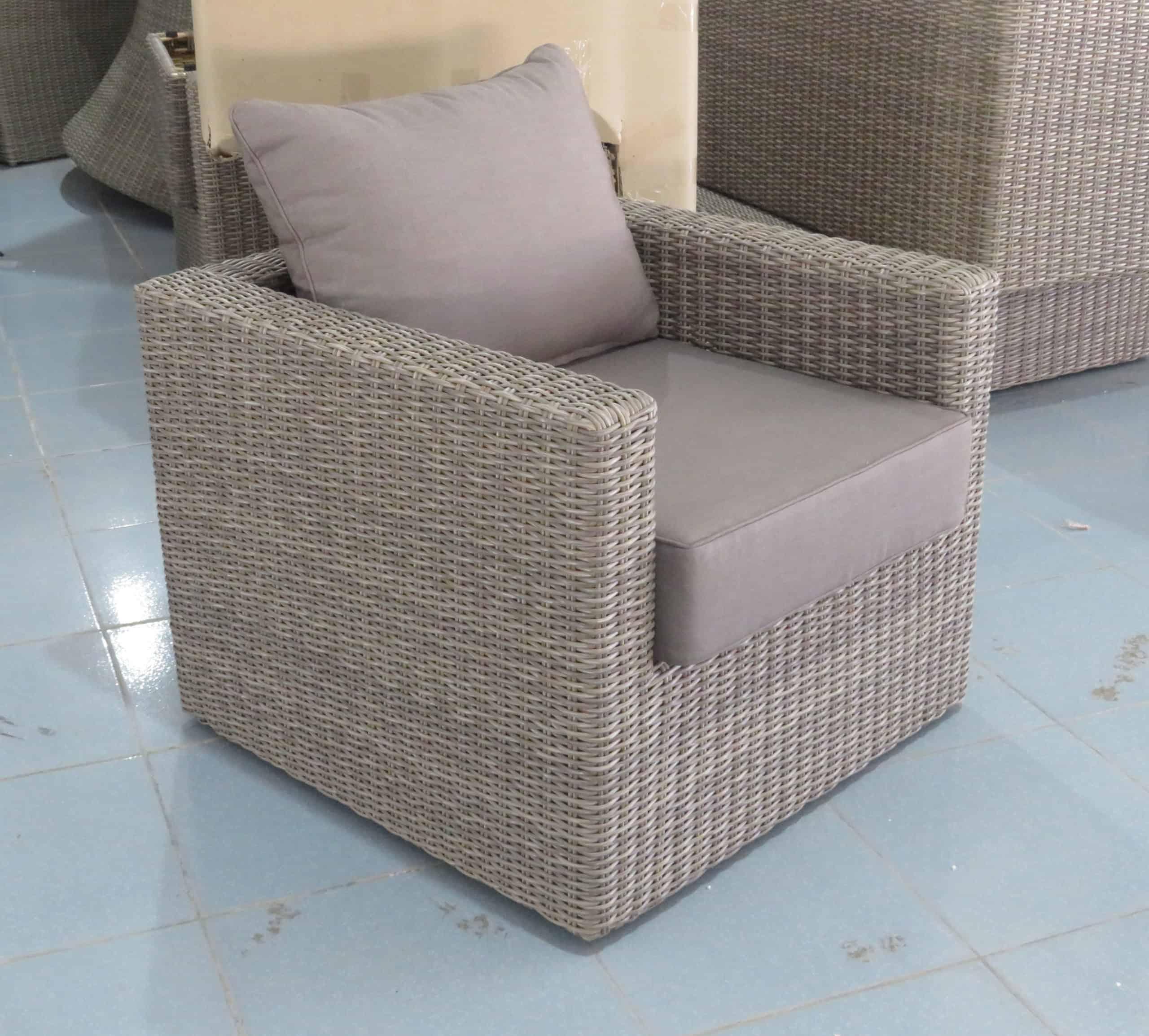 Patros Lounge Chair - Garden Furniture For Sale Dublin Ireland