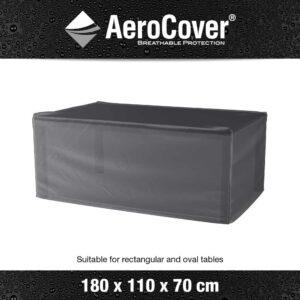AeroCovers - Lounge Garden Furniture Cover Rectangular 180 x 110 x 70