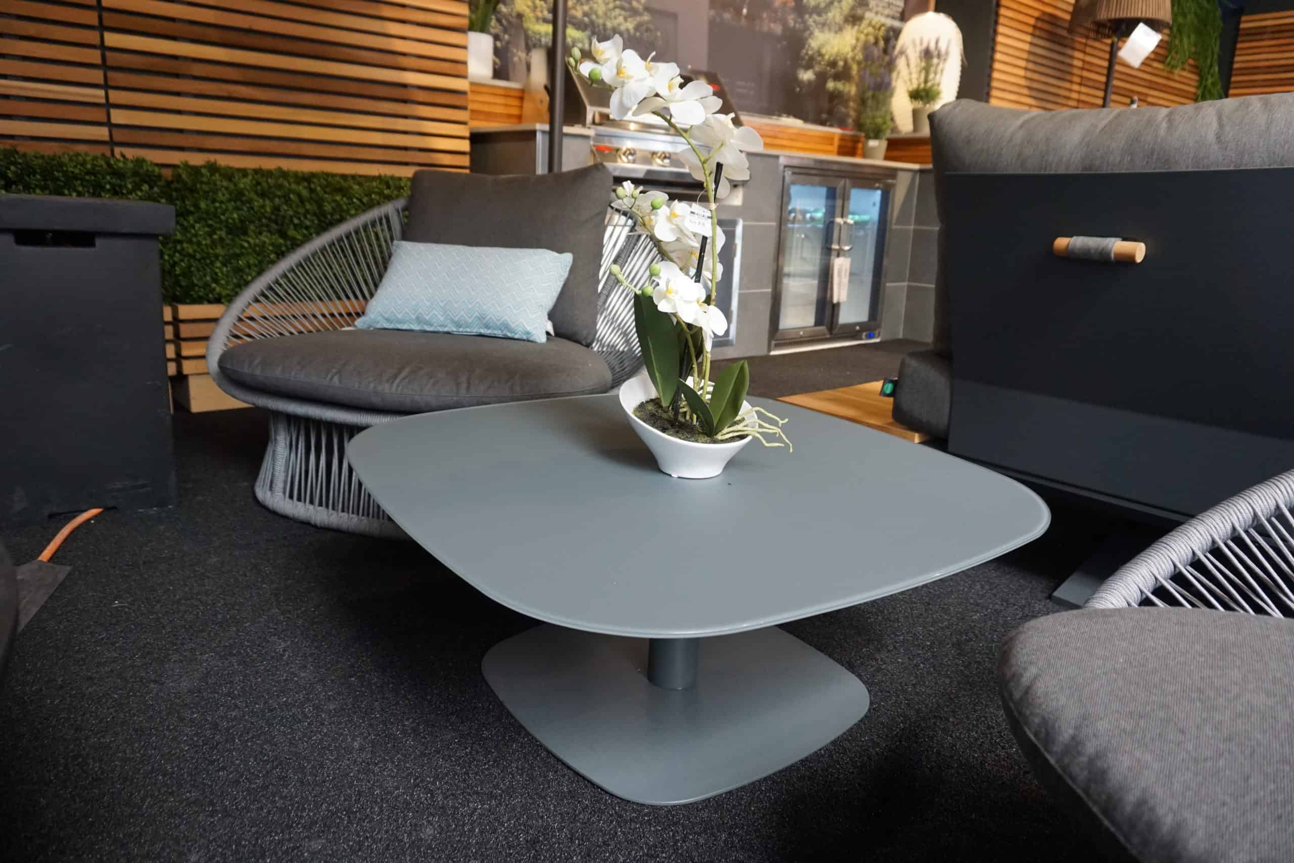 Spade Alu Coffee Table 39cm - Garden Furniture For Sale Dublin Ireland
