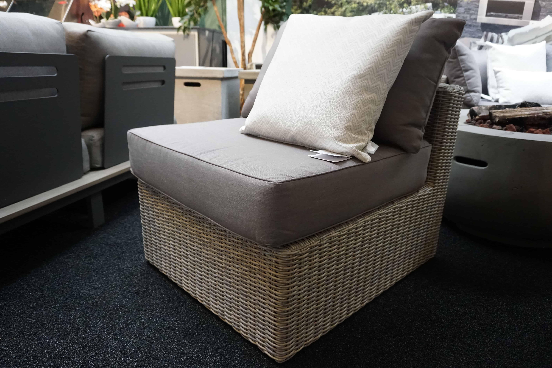 Patros Middle Sofa Element Garden Furniture Garden Furniture Barbecues Outdoor Ie