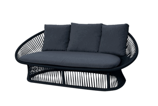 Spade Alu Round Rope Collection2 - Garden Furniture For Sale Dublin Ireland