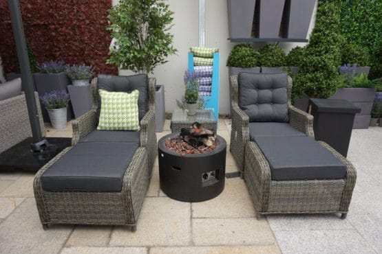 Toscanne 1 - Reclining Garden Chairs For Sale Dublin Ireland