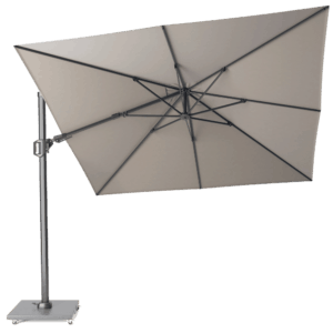 Challenger Parasol Manhattan/Anthracite 7139R - Parasols For Sale Dublin Ireland