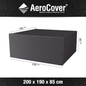 AeroCovers - Garden Furniture Set Cover Rectangular 200 x 190 x 85