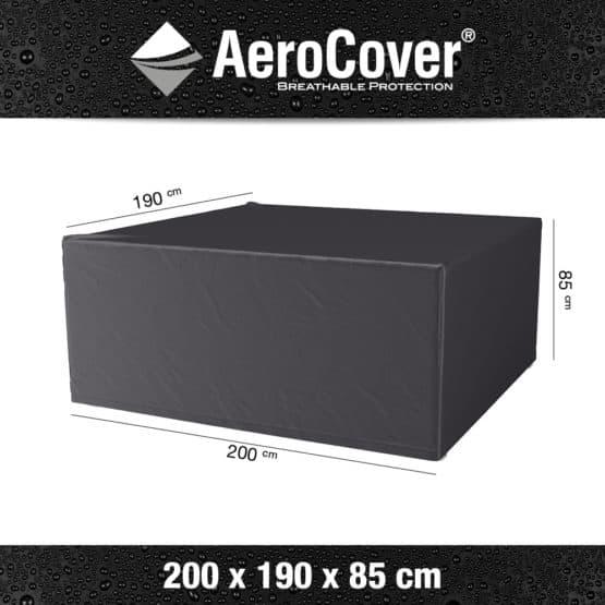 7915-garden_set_cover_rectangular-200x190-anthracite-M-Aerocover - Furniture Covers For Sale Dublin Ireland