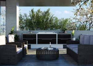 ProFresco Proline 6 Aero Outdoor Kitchen - Outdoor Kitchens Dublin Ireland
