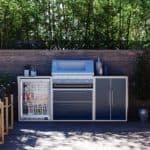 ProFresco Signature 4 Trio anthracite - Outdoor Kitchens Dublin