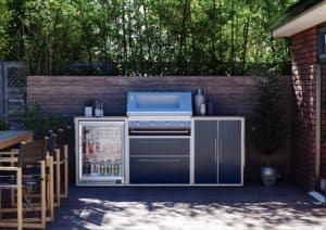 ProFresco Signature 4 Trio Outdoor Kitchen