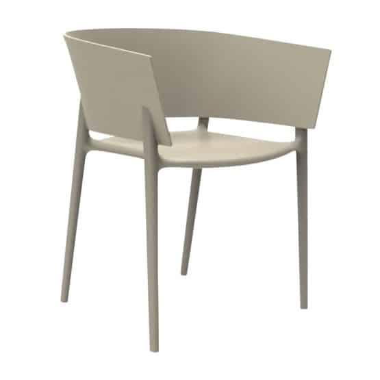 Africa Chair Ecru - Garden Furniture For Sale Dublin Ireland