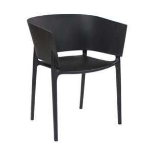 Africa Chair Black - Garden Furniture For Sale Dublin Ireland