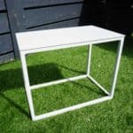 Grenada Alu Coffe Table Small - Garden Furniture For Sale Dublin Ireland