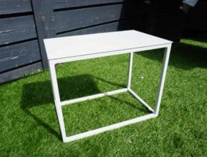 Grenada Alu Coffe Table Small - Garden Furniture For Sale Dublin Ireland