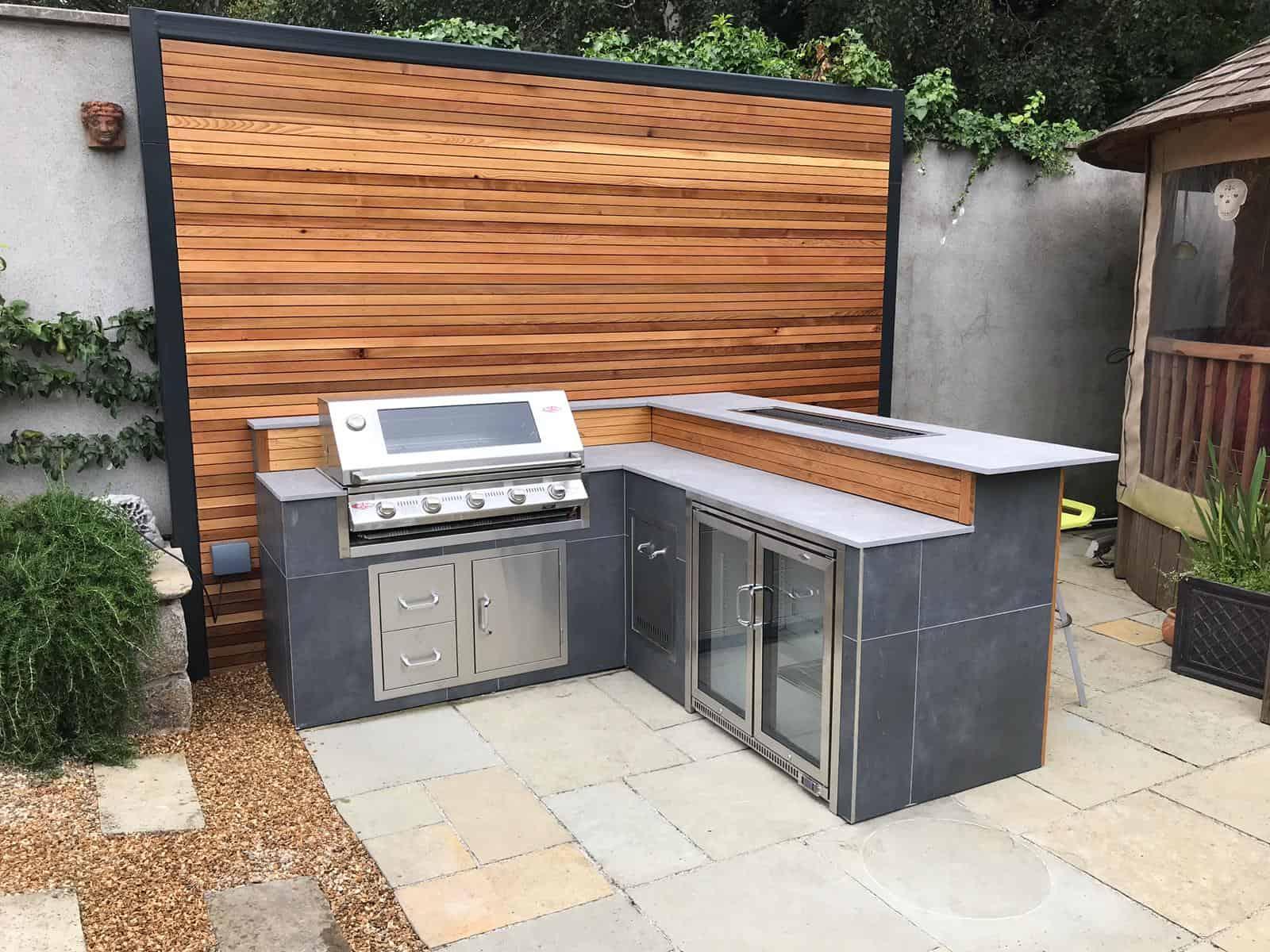Outdoor Kitchens & Built In BBQs | Outdoor.ie