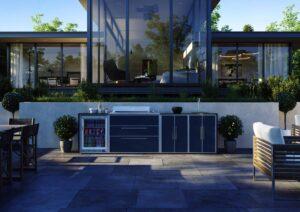 Profresco Proline 6 Quatro Outdoor Kitchen