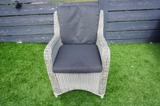 Bilbao Dining Chair Kobo Grey - Garden Furniture For Sale Dublin Ireland