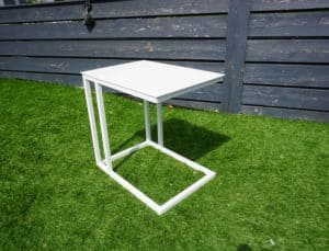 Grenada Alu Side Slide Coffe Table - Garden Furniture For Sale Dublin Ireland