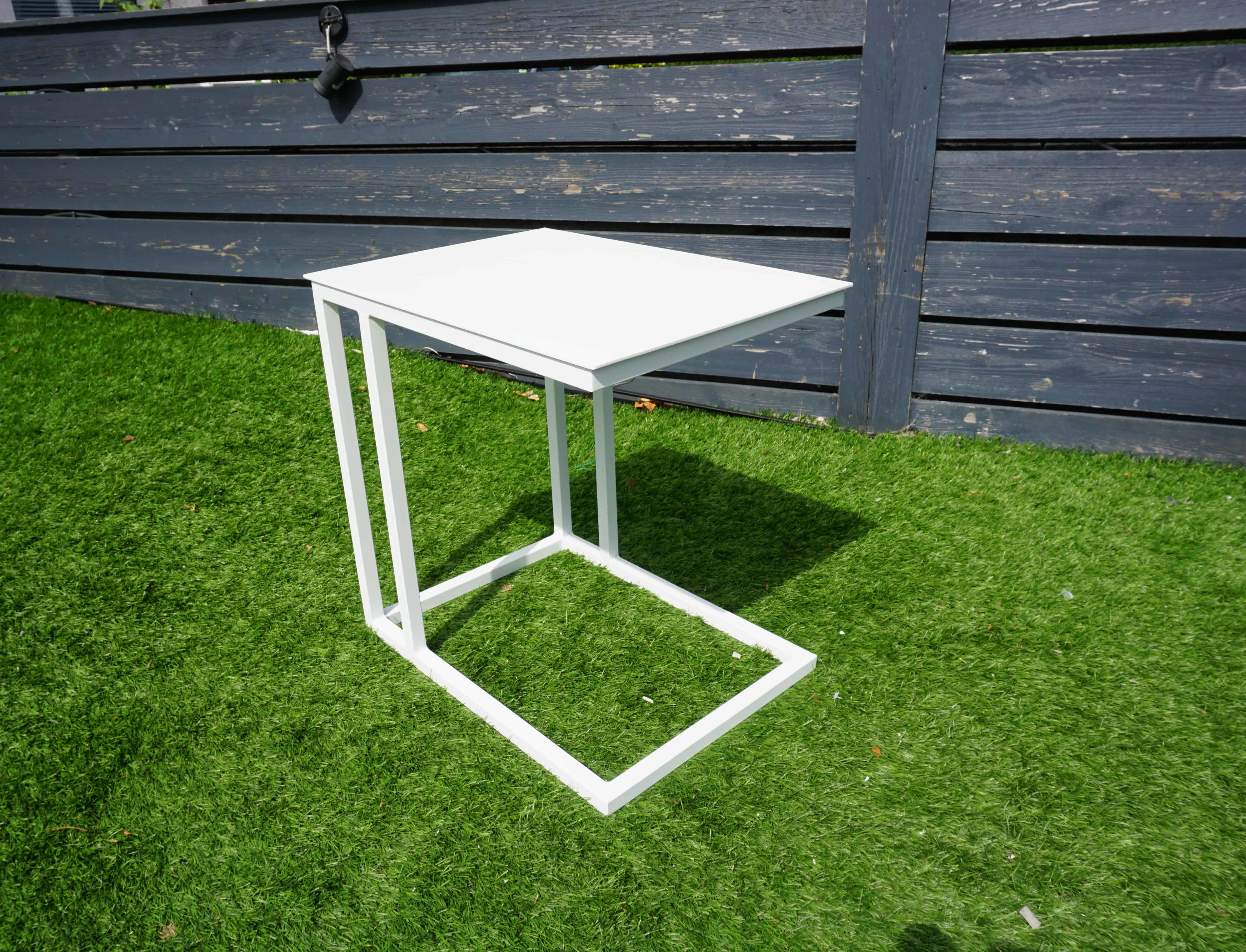 Grenada Alu Side Slide Coffe Table - Garden Furniture For Sale Dublin Ireland