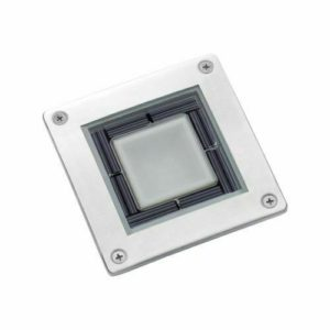Solar Powered Square Deck Light *Online Only*