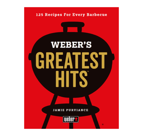 Webers Greatest Hits Cookbook - Barbecue Accessories For Sale Dublin