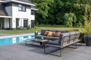 Siena Outdoor Corner Sofa